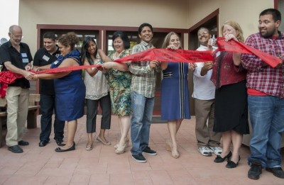 CAPACES Ribbon Cutting