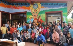 Youth Shine at Mural Unveiling