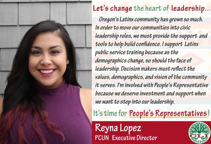Reyna Profile